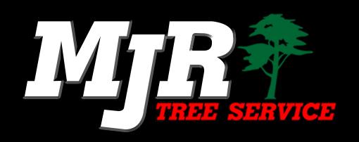 MJR Tree Service Logo Victoria Duncan Nanaimo