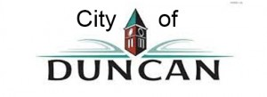 MJR Tree Service is proud to be working with the City of Duncan.