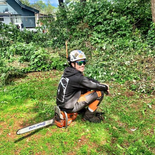 MJR Tree Service Nanaimo Staff