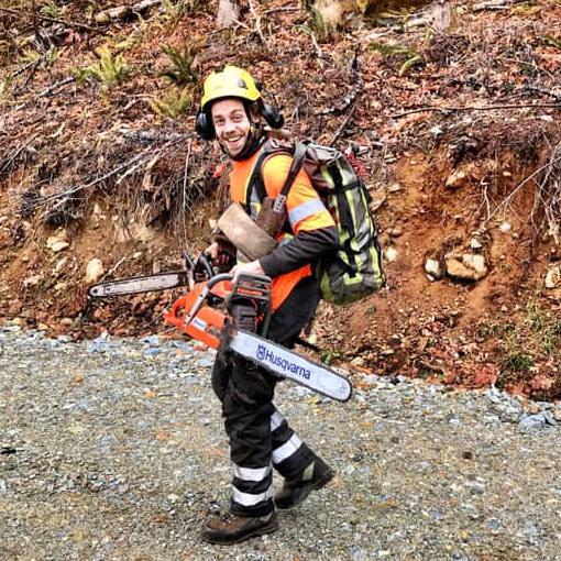 MJR Tree Service Staff